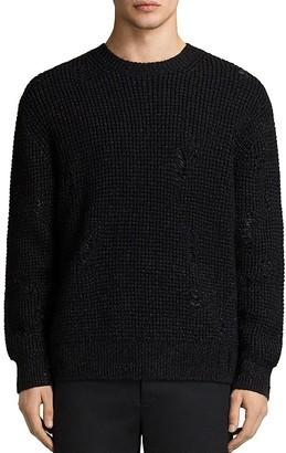 ALLSAINTS Vektarr Sweater $195 thestylecure.com