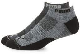 Puma Six-Pack Logo Cotton Socks