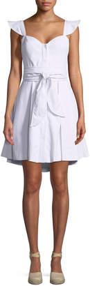 Milly Classic Seersucker Corset Dress