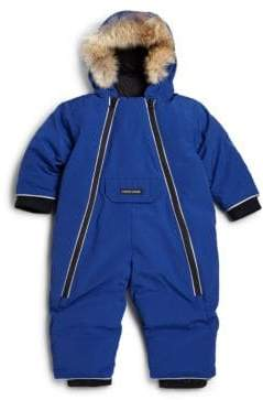 Canada Goose Baby's Fur-Trim Down Snowsuit