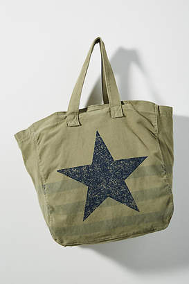 Sundry Star and Stripes Tote Bag