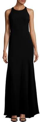 Nicole Miller New York Women's Floor-Length Gown
