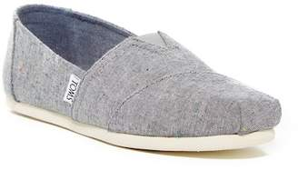 Toms Speckle Chambray Classics Slip-On Sneaker