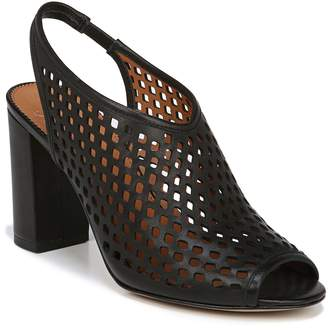 Franco Sarto Osbourne Perforated Slingback Sandal