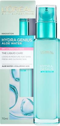 L'Oreal Paris Hydra Genius Liquid Care Moisturiser Sensitive Skin 70ml