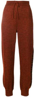 Missoni branded track trousers
