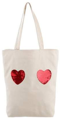 Marc Jacobs Embellished Tote Bag w/ Tags