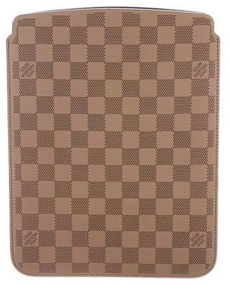 Louis Vuitton Damier Perforated iPad Soft Case