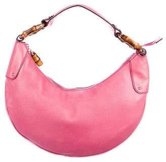 b8b58ab593 Gucci Pink Bamboo Handle Handbags - ShopStyle