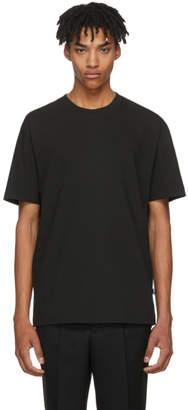 Alexander Wang Black High Twist T-Shirt