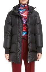 Kenzo Longline Belted Down Puffer Jacket