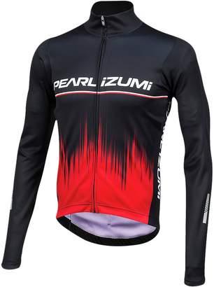 Pearl Izumi Elite Pursuit Thermal Graphic Jersey - Men's