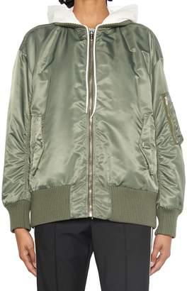 Miu Miu 'fabric Descriptions' Jacket