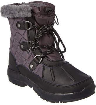 BearPaw Women's Tahoe Bethany Waterproof Leather-Trim Boot
