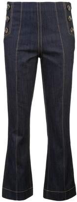 Cinq à Sept slim-fit jeans
