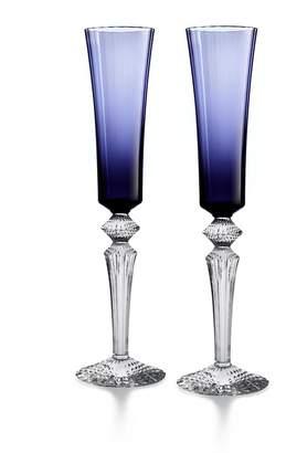 Baccarat Flutissimo Champagne Flutes (Set Of 2)