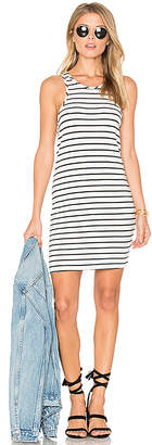 amour vert Chrissy Tank Dress in Ivory $88 thestylecure.com