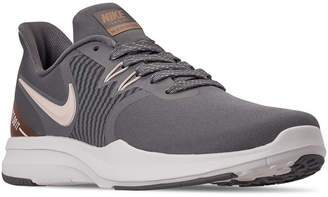Nike Women In-Season Tr 8 Premium Training Sneakers from Finish Line