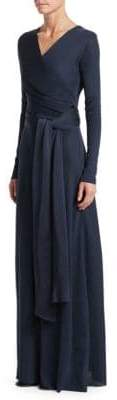 The Row Pionah Wrap Dress