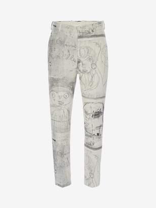 Alexander McQueen John Deakin Trousers