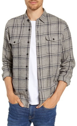 Frame Classic Fit Double Flap Pocket Shirt