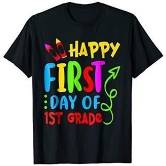 DAY Birger et Mikkelsen Back To School First Of 1st Grade T-Shirt Teacher Gift