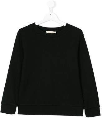 Andorine embroidered sweatshirt