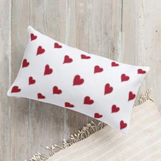Love Connection-3 Self-Launch Lumbar Pillows