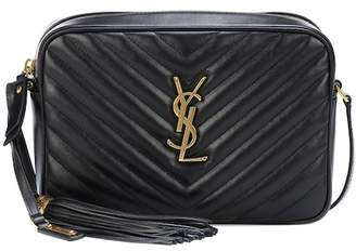 Saint Laurent Lou leather shoulder bag