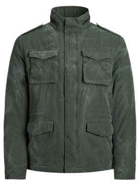 Jack and Jones Oscar Military Jacket