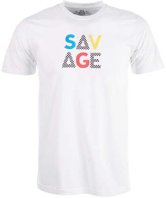 American Rag Men Savage Graphic T-Shirt