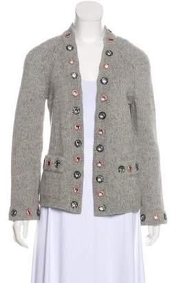 Chanel Cashmere & Wool Cardigan