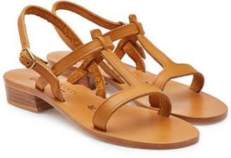K. Jacques Leather Elina Sandals