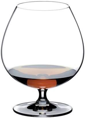 Riedel Set of 2 Vinum Crystal Brandy Glasses