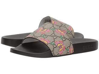 972e120e40d Gucci Kids Pursuit Slide (Little Kid)