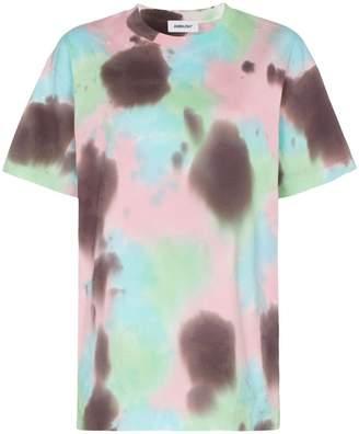 Ambush waves tie dye cotton T-shirt