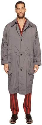 Vivienne Westwood Gadget Lightweight Mac Men's Coat
