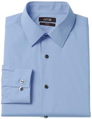 Apt. 9 Men's Slim Tall Stretch Spread-Collar Dress Shirt