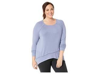 Aventura Clothing Plus Size Leslie Long Sleeve Shirt