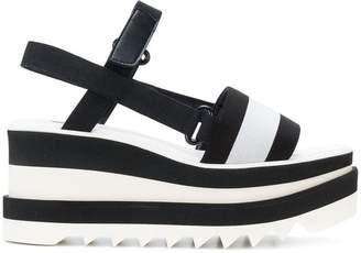 Stella McCartney Elyse platform slingback sandals