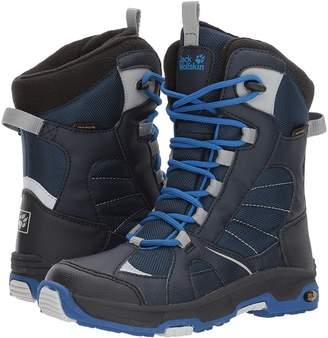Jack Wolfskin Kids Snow Ride Waterproof Boy's Shoes