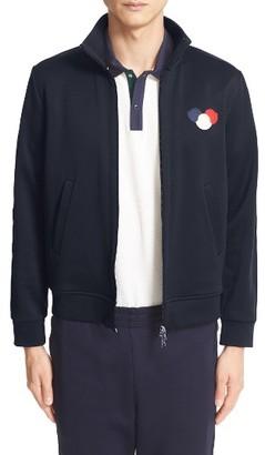 Men's Moncler Maglia Track Jacket $540 thestylecure.com