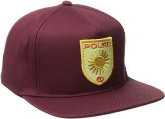 Poler Men's Snap Back D Patches