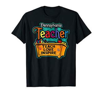 Pennsylvania Teacher T-Shirt