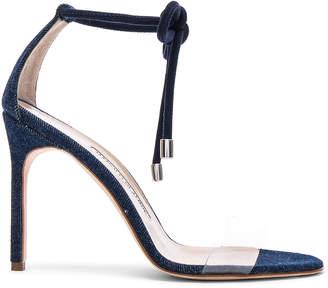 Manolo Blahnik Estro 105 Sandal