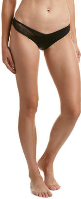 Dolce Vita Mesh Bikini Bottom