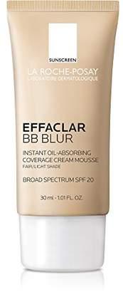 La Roche-Posay Effaclar BB Blur Oil-Free BB Cream Makeup with SPF 20 for Oily Skin