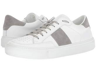 Eleventy Suede Side Band Sneaker