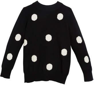 Rails Gemma Polka-Dot Sweater, Size 6-14