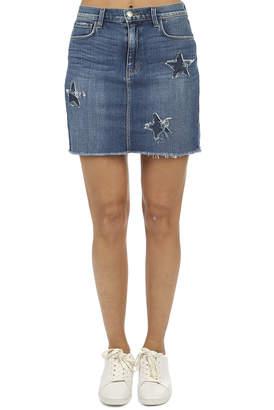 L'Agence Estrella Star Skirt